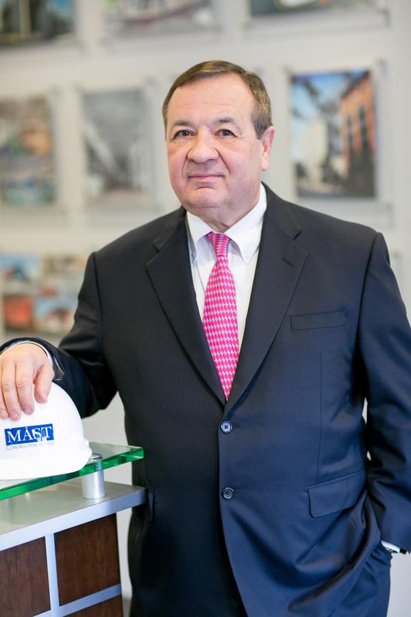 MAST Construction President
