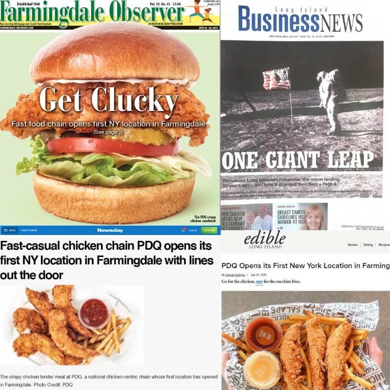 PDQ Newspaper